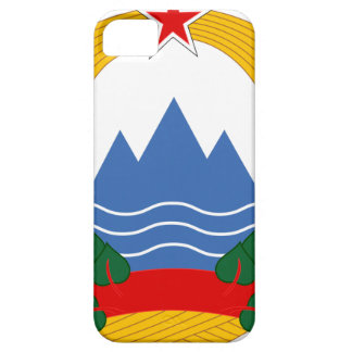 Emblem of the Socialist Republic of Slovenia iPhone 5 Cover
