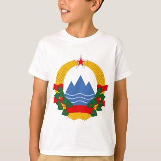 Emblem of the Socialist Republic of Slovenia T-Shirt