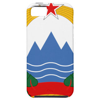 Emblem of the Socialist Republic of Slovenia Tough iPhone 5 Case