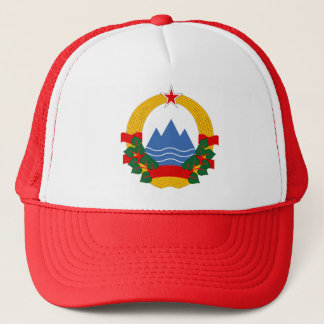 Emblem of the Socialist Republic of Slovenia Trucker Hat