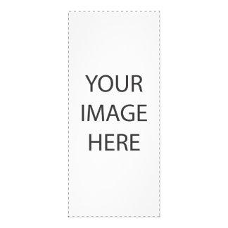 Emblems Militery Customized Rack Card