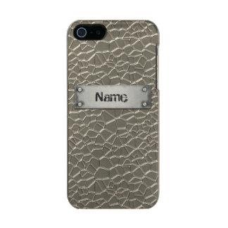 Embossed Aluminium Incipio Feather® Shine iPhone 5 Case