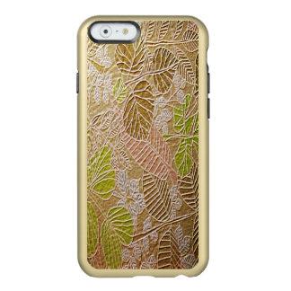 Embossed Golden Leaf iPhone 6 Incipio Cases Incipio Feather® Shine iPhone 6 Case