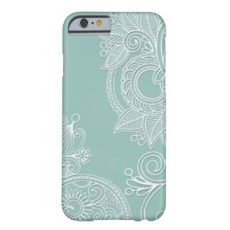 Embossed Paisley iPhone 6 case