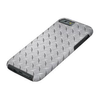 Embossed Textured Steel iPhone 6 Case