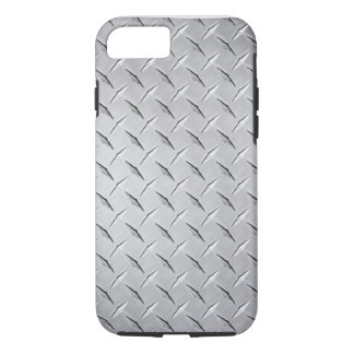 Embossed Textured Steel iPhone 7 Case