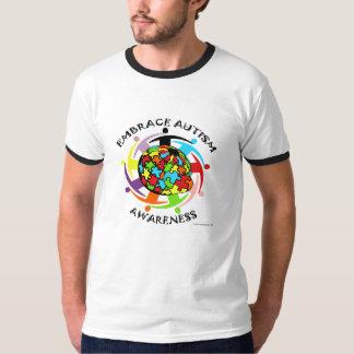 Embrace Autism Awareness T Shirts