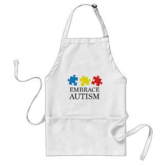 Embrace Autism Standard Apron