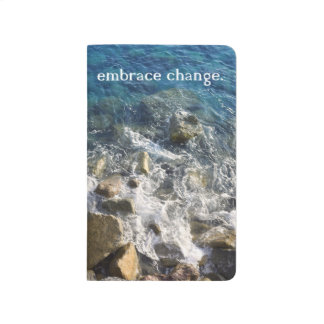 Embrace Change Notbook Journal