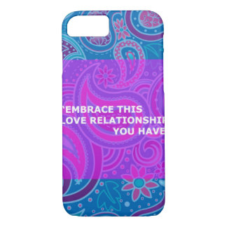 Embrace Love iPhone 7 Case