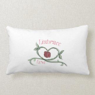Embrace Love Pillow Throw Cushion