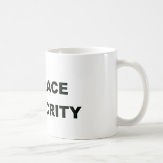 Embrace Mediocrity Coffee Mug