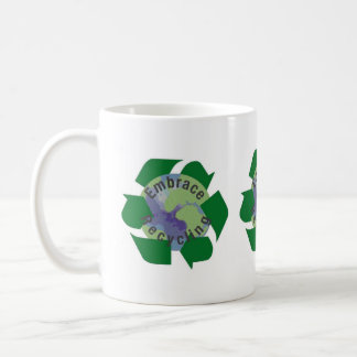 Embrace Recycling Coffee Mug