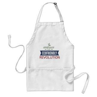 Embrace The Ecofriendly Revolution Standard Apron