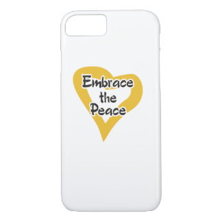 EMBRACE THE PEACE iPhone 7 CASE
