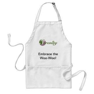 Embrace the Woo-Woo! Standard Apron