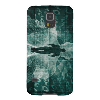 Embracing New Technology of the Future as Art Galaxy S5 Case