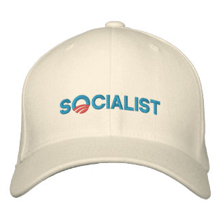 EMBROIDERED ANTI-OBAMA HAT