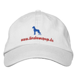 Embroidered Doggen cap