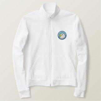 Embroidered Edison Logo Jacket
