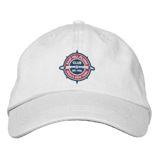 Embroidered EHFC Color Logo Ball Cap