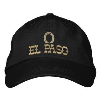 Embroidered El Paso Cap
