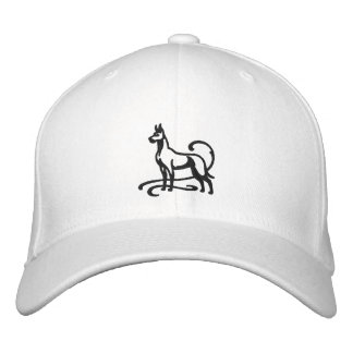 Embroidered Great Dane Embroidered Cap