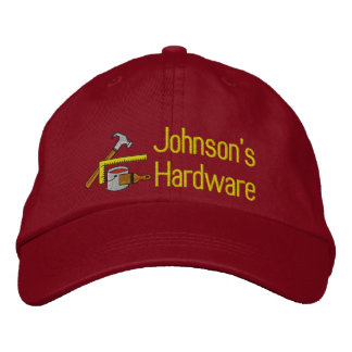 Embroidered Hardware Embroidered Hat