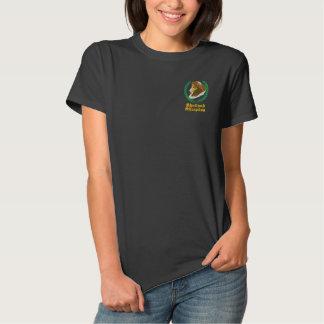 Embroidered Sheltie Shirt Polo Shirts
