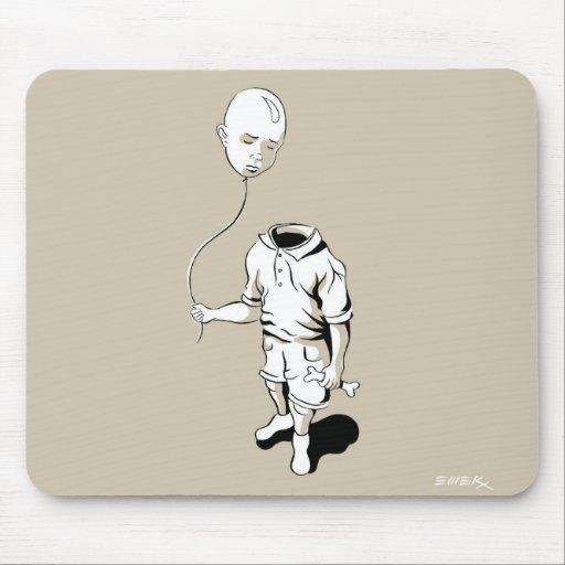 emek_balloonboy_mousepad mouse pads