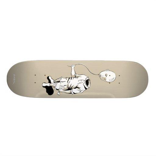 "Emek ""Balloonboy"" Skate Decks"