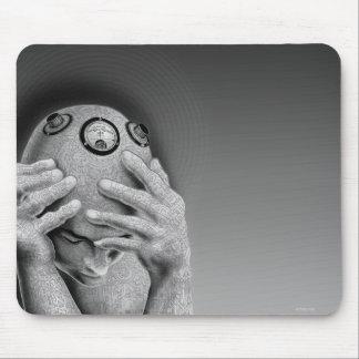 emek_cyberman_mousepad mouse pad