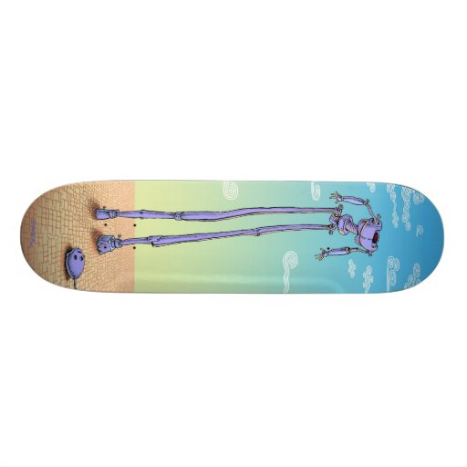 "Emek ""Robot"" Skate Boards"