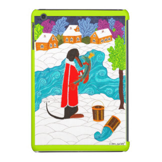 Emelya and the Magic Pike iPad Mini Cases