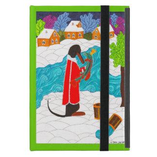 Emelya & the Magic Pike Cover For iPad Mini