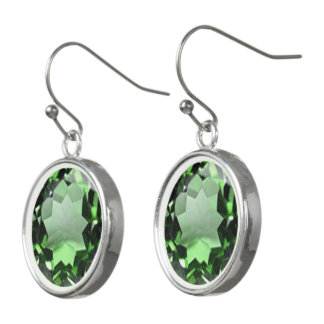 Emerald 1 earrings