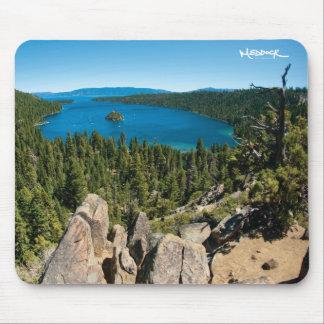 Emerald Bay, Lake Tahoe Mousepad