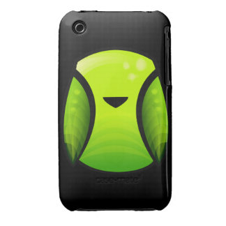 Emerald Bird iPhone 3 Case-Mate Case