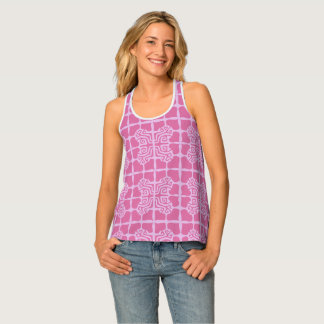 EMERALD CITY ART DECO COLLECTION - tank top
