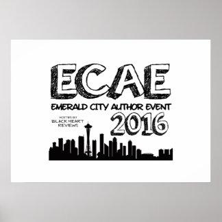 Emerald City Author Event 2016 - Poster #2