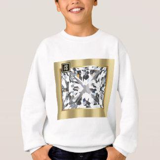 EMERALD DIAMOND SWEATSHIRT