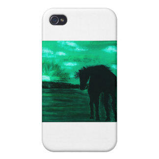 emerald dreams cover for iPhone 4