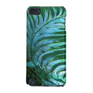 Emerald Feathering I iPod Touch (5th Generation) Covers