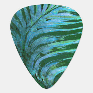 Emerald Feathering I Plectrum