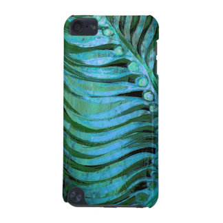 Emerald Feathering II iPod Touch (5th Generation) Cover