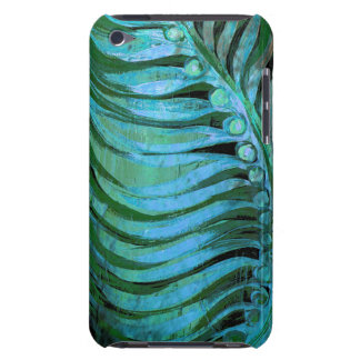 Emerald Feathering II iPod Touch Covers