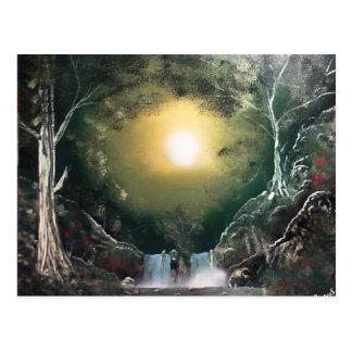 Emerald Forest Postcard
