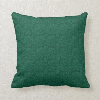 Emerald Green Accent Pillow