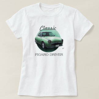 Emerald Green Classic Figaro Driver T-Shirt