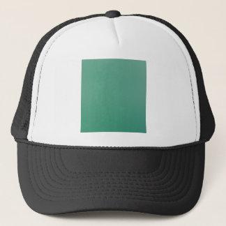 Emerald Green Plain Single Colour Product Item Trucker Hat